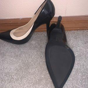 BCBG Patent Leather Stiletto Heels